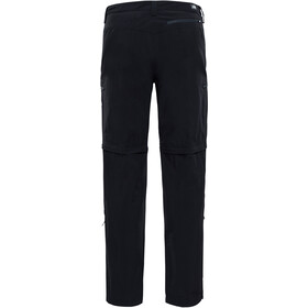 The North Face Exploration Aanpasbare Broek Lang Heren, tnf black